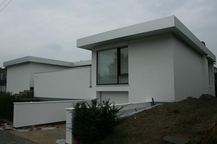 Renovatie woning of brugge ar tuur architectenbureau - Huis renovatie ...